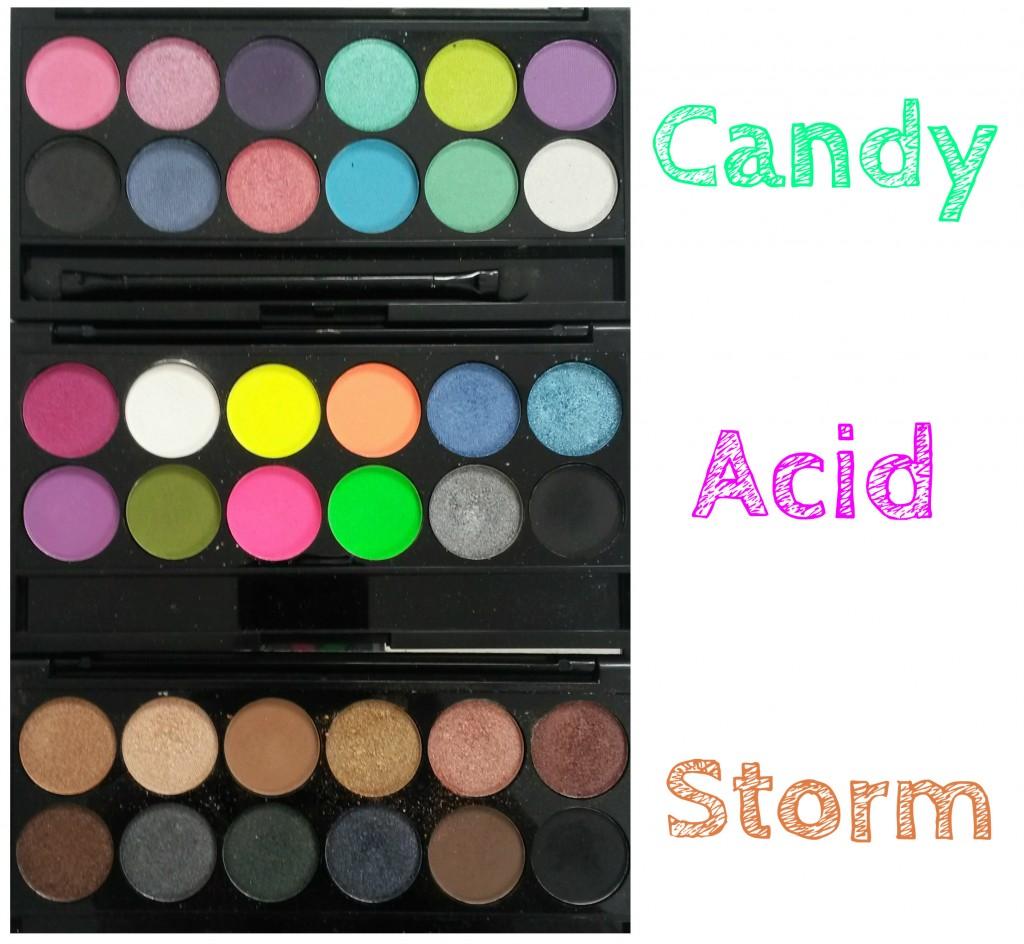palettes sleek candy acid storm