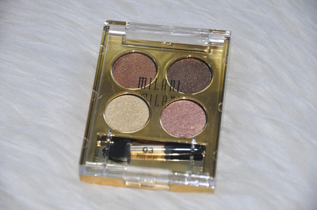 palette 03 fierce foil eye shine florence milani