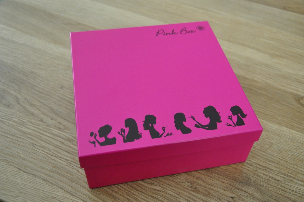PinkBox box beauté suisse