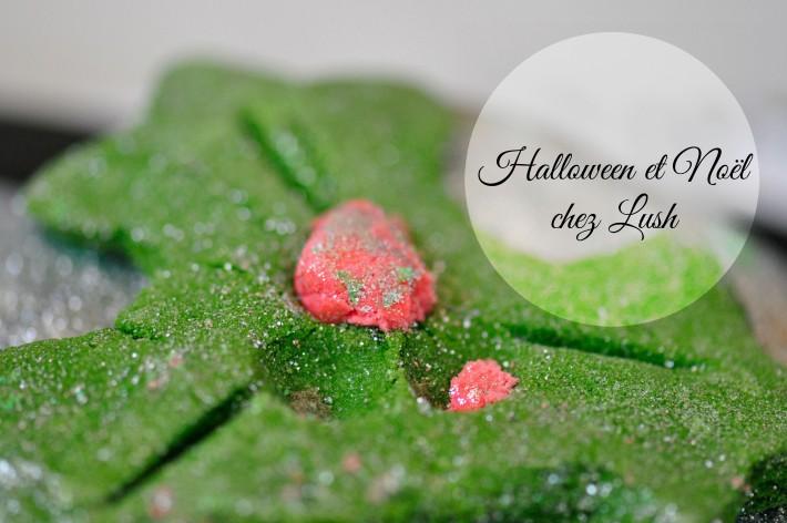 lush noel halloween