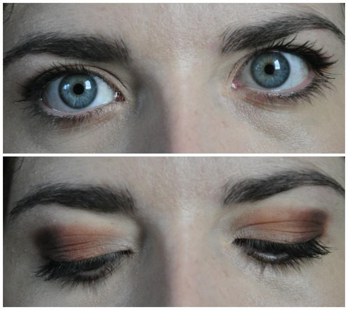 cocoa blend zoeva makeup