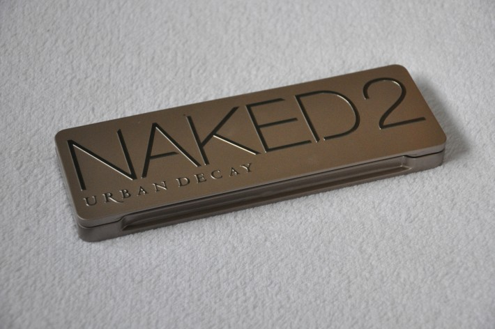 Naked 2 urban decay maquillage