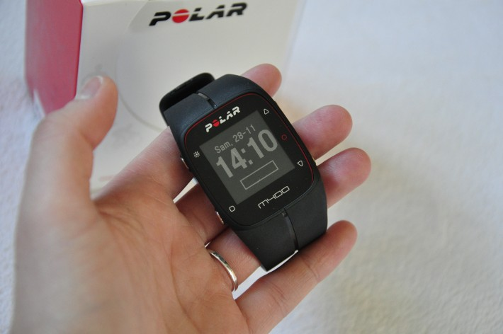 montre pour le sport polar m400