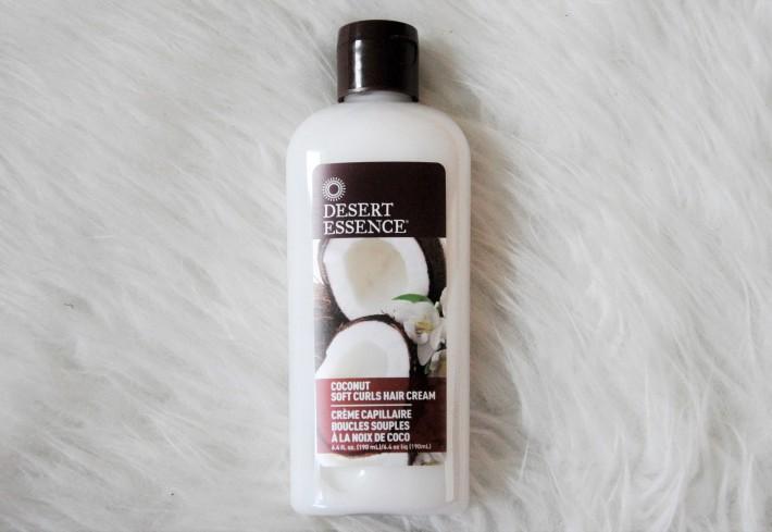 crème capillaire desert essence cheveux secs