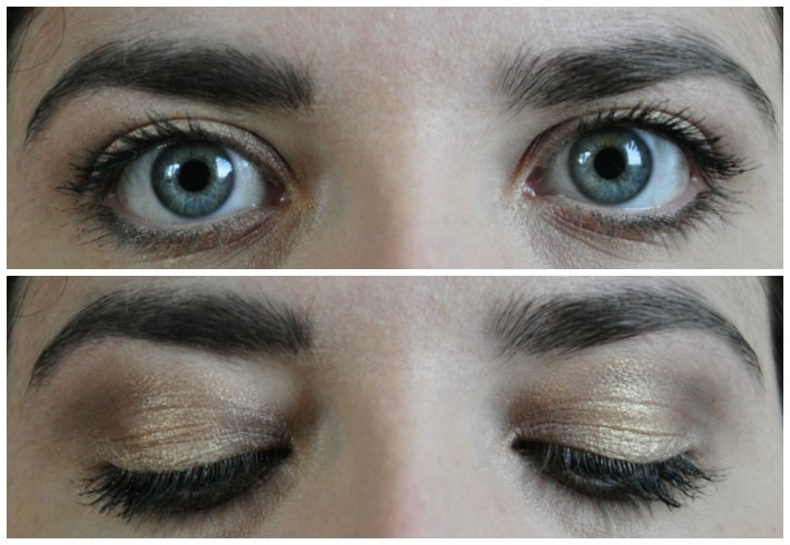 maquillage palette naked 2 urban decay facile