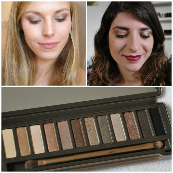 maquillages palette naked 2 urban decay facile