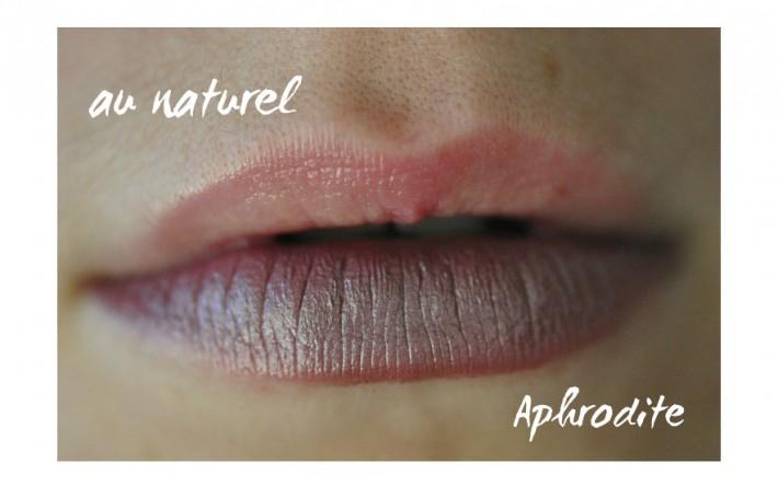 nyx lipstick aphrodite swatch