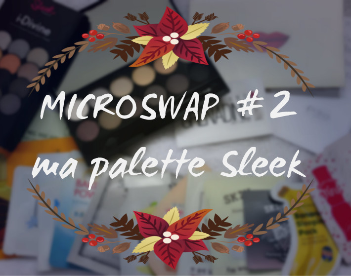 MICROSWAP palette sleek