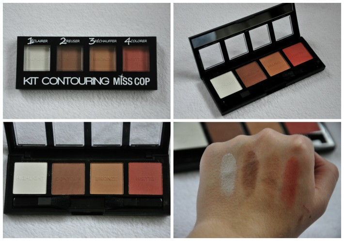 kit contouring miss cop foliecosmetic