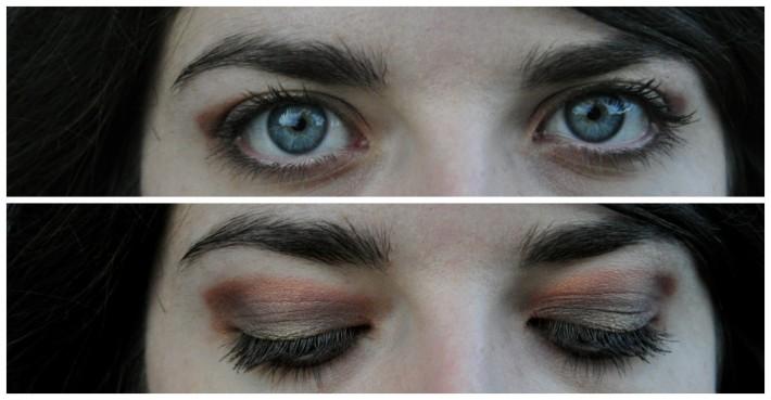 makeup palette rose golden zoeva_reglisse et myrtilles
