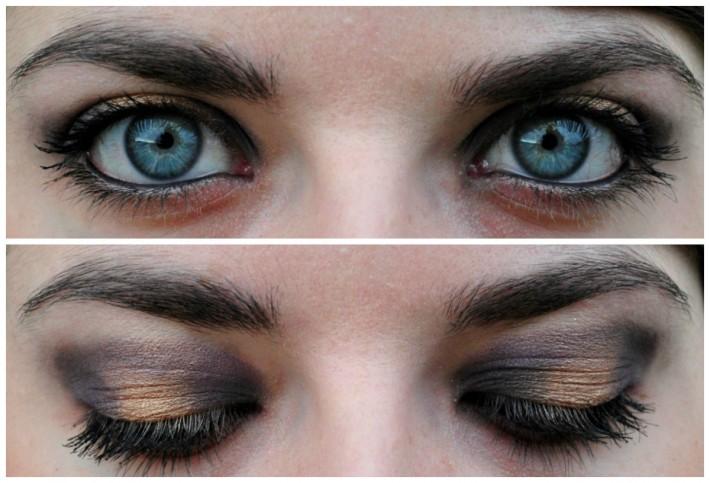 maquillage makeup7 palette love is a story pour les fêtes
