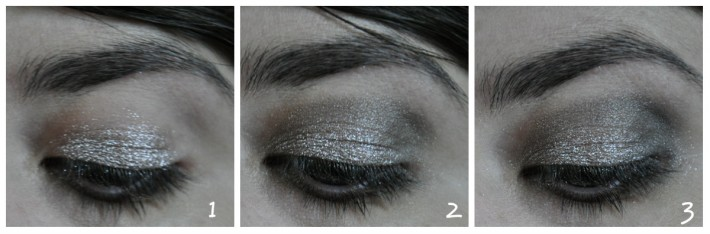 maquillage nouvel an_