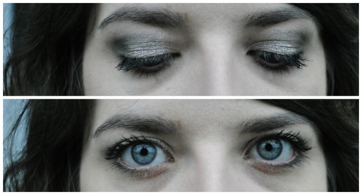 maquillage nouvelle année new year