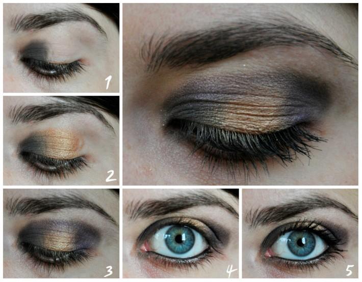 maquillage palette love is a story pour les fêtes