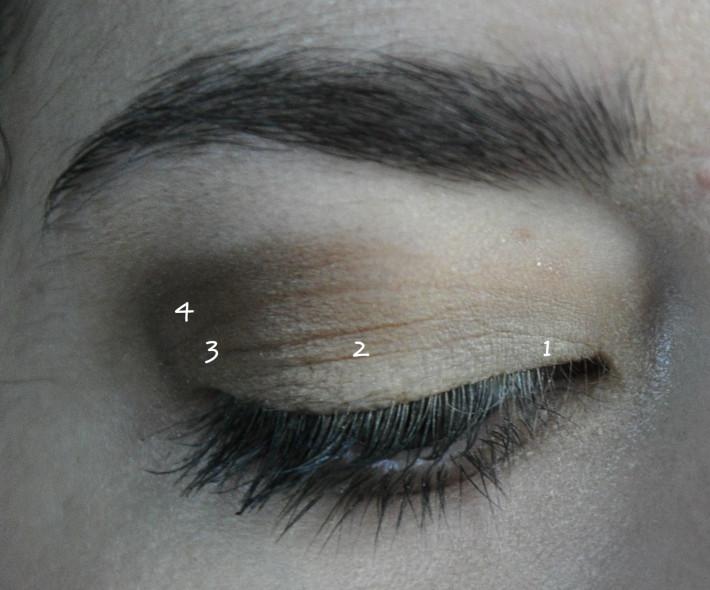 maquillage sleek au naturel