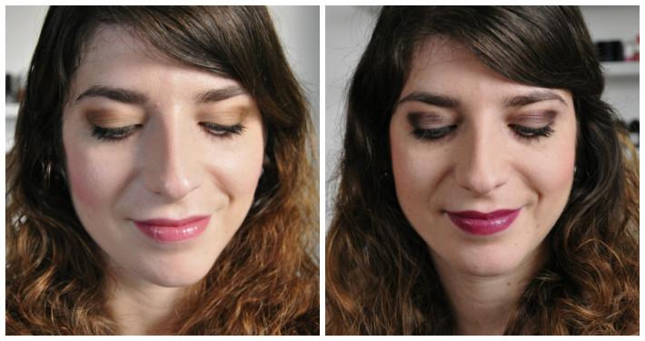 maquillages palette sleek au naturel makeup