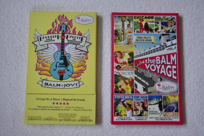 chosiir palette the balm balm jovi et balm voyage vol. 2