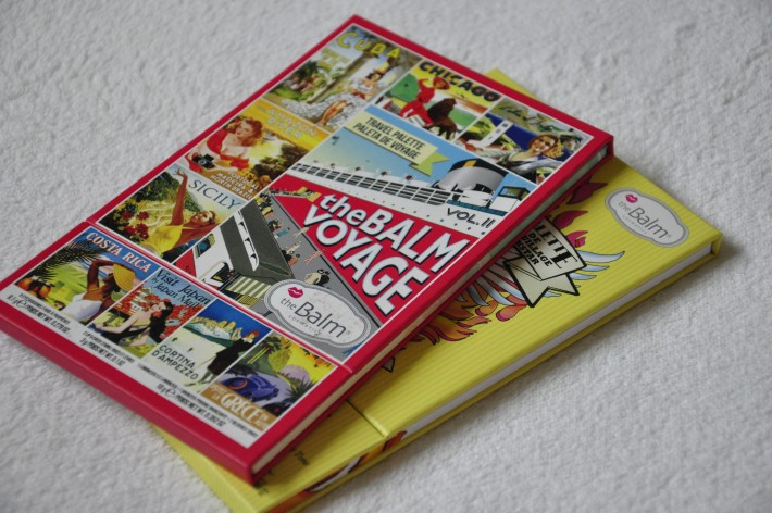 chosir palette the balm balm jovi et balm voyage vol. 2