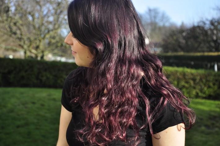 Extension de cheveux europeen
