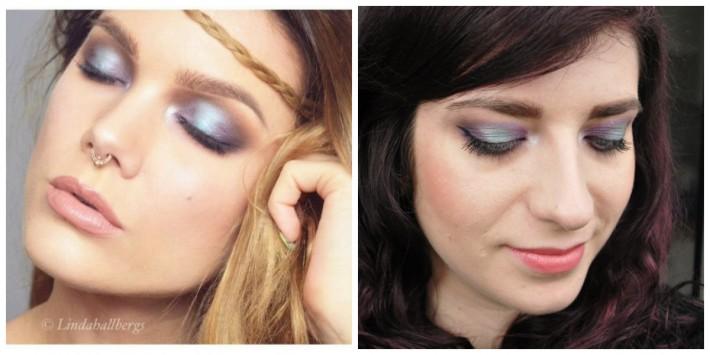 makeup inspiration linda hallbergs_comparaison