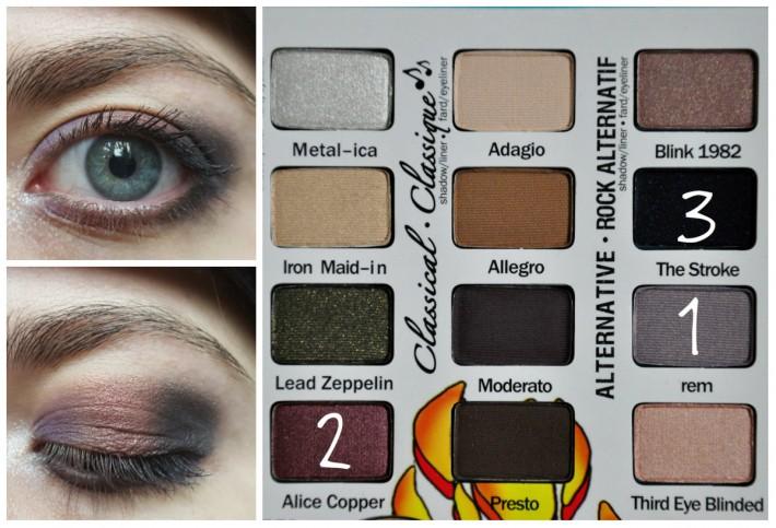 makeup palette balm jovi the balm_reglisse et myrtilles
