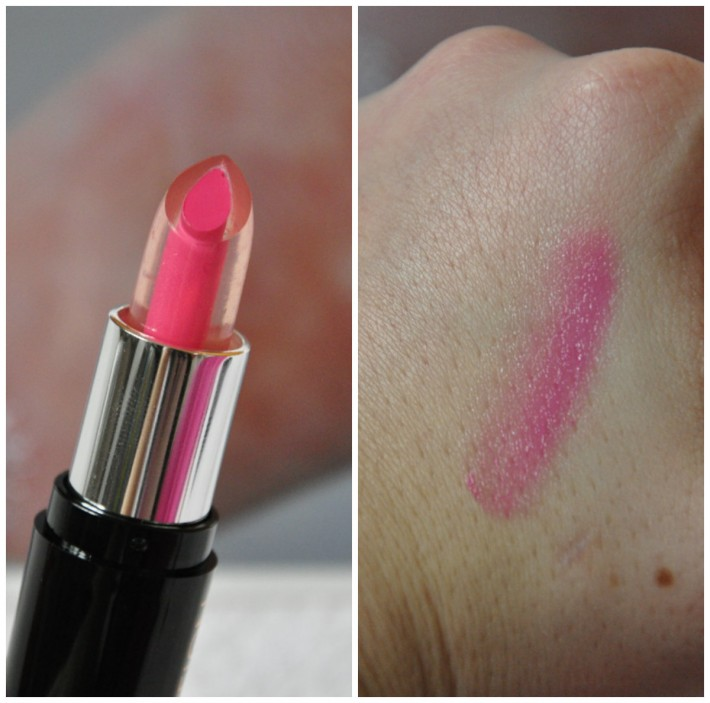 swatch amazing care lipstick electric love