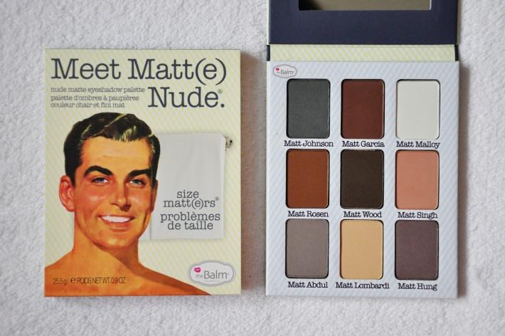 meet matt(e) nude the balm review