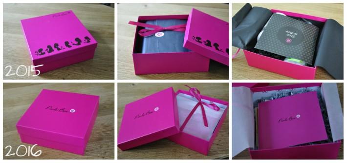 changement pinkbox 2015 2016