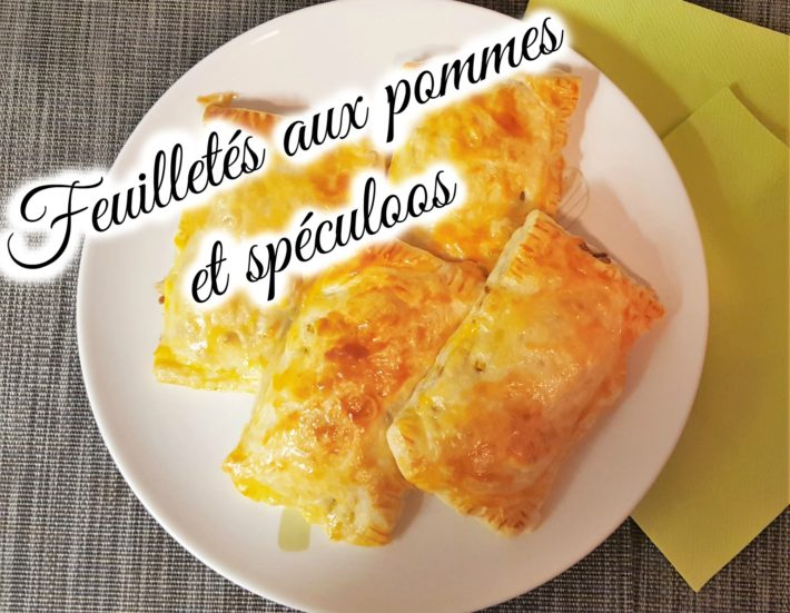 feuilletés_pommes_spéculoos_recette
