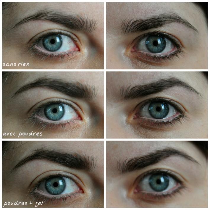 kit sourcils brows i heart makeup