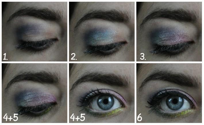 maquillage palette candy_sleek_reglisse et myrtilles