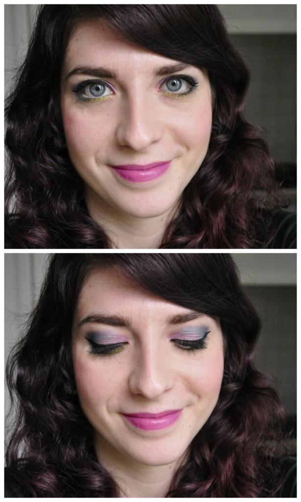 maquillage palette candy sleek