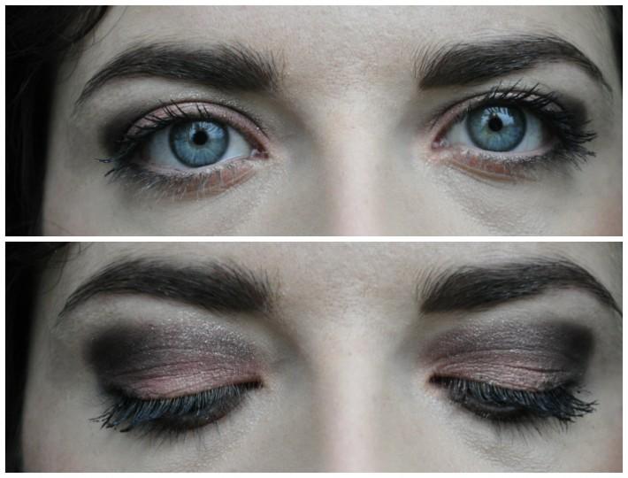 maquillage st valentin sleek