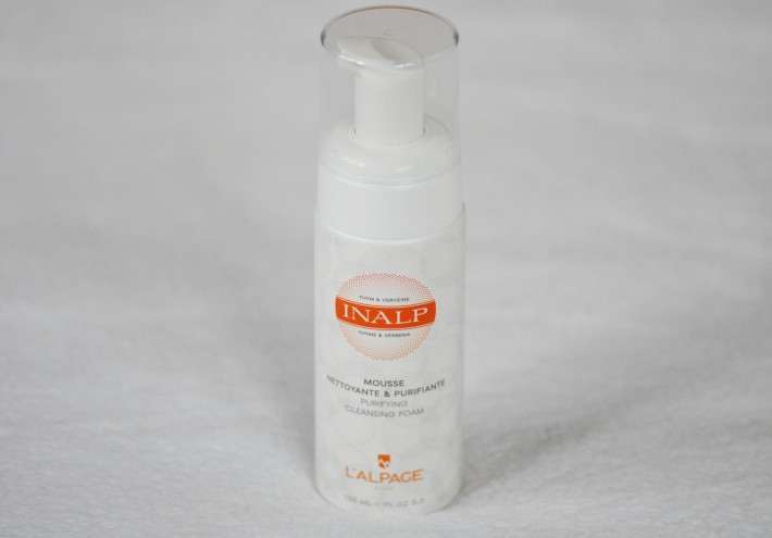 mousse nettoyante purifiante_inalp_l'alpage