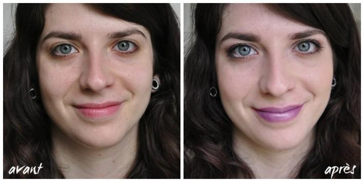 get ready with me_GRWM_purple makeup_zoeva