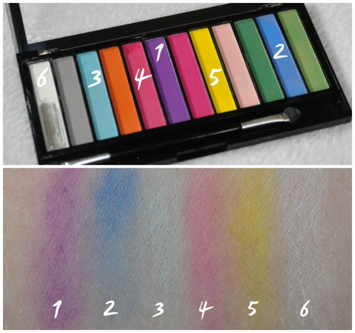 makeup_maquillage_matte_brights_palette_makeuprevolution