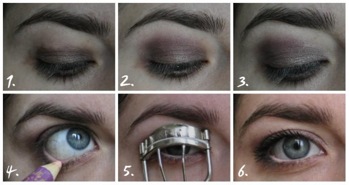tutoriel makeup zoeva