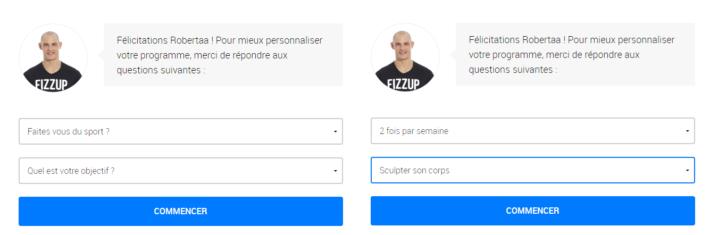 fizz up début