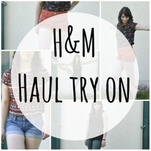 hm haul try on