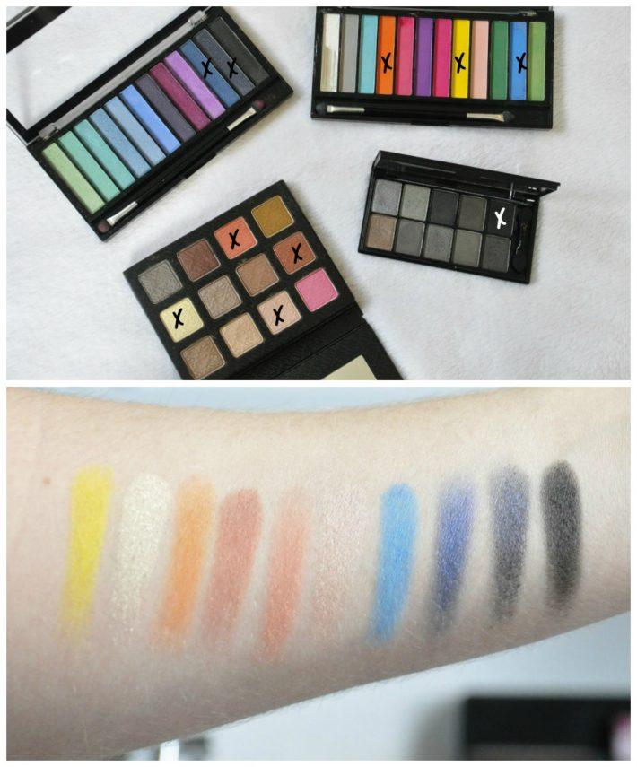 makeup couleurs ciel