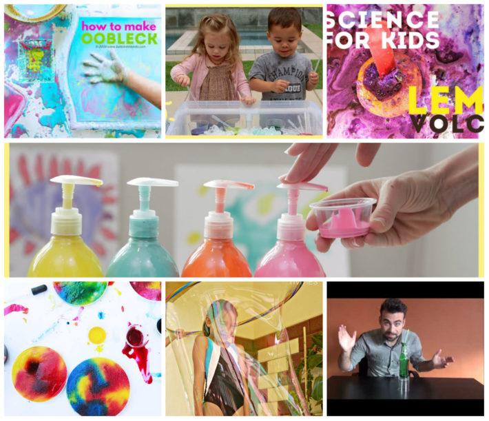 activités avec enfants