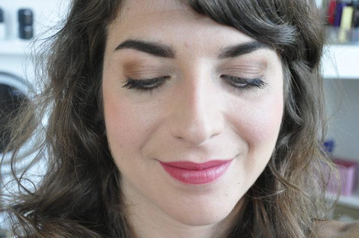 maquillage makeup lorac pro 3 palette