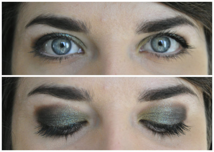 makeup zodiac urban decay swatches