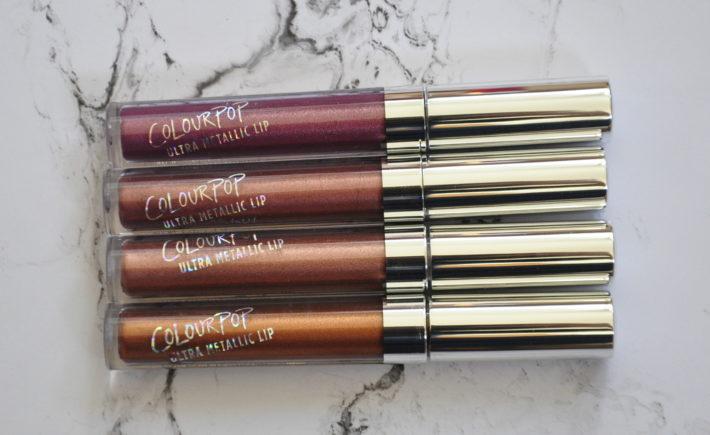 colour pop ultra mettalic lip