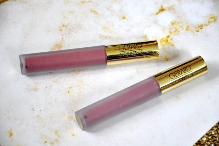 ecstasy cher hydra matte lipstick gerard cosmetics swatches review suisse