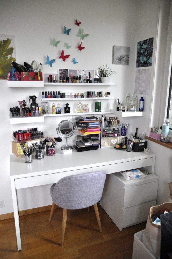 Ma Coiffeuse Où Et Comment Je Range Mon Maquillage 2